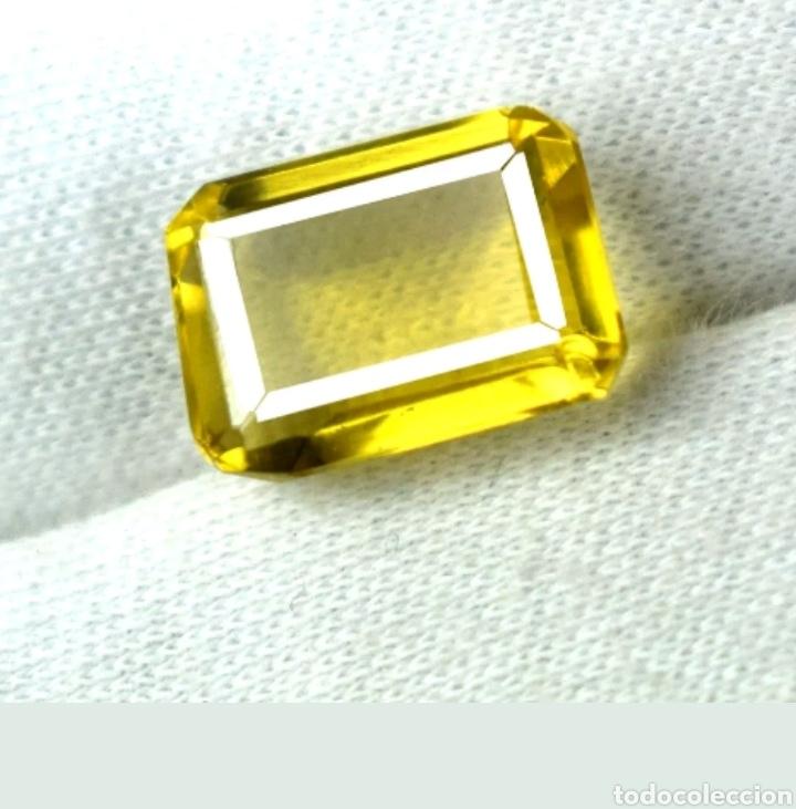 AMETRINO 100% NATURAL SIN TRATAMIENTO DE 8,45CTS. (Coleccionismo - Mineralogía - Gemas)