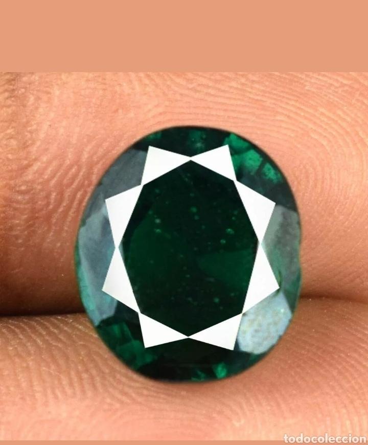 DIOPSIDE NATURAL DE 10,40CTS. (Coleccionismo - Mineralogía - Gemas)