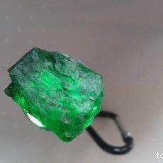 Coleccionismo de gemas: ESMERALDA EN BRUTO NATURAL DE COLOMBIA CON 82.50 CT.-. Lote 194496923