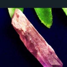 Coleccionismo de gemas: AMATISTA NATURAL EN ESTADO PRIMITIVO DE 48,50CTS.. Lote 194503230