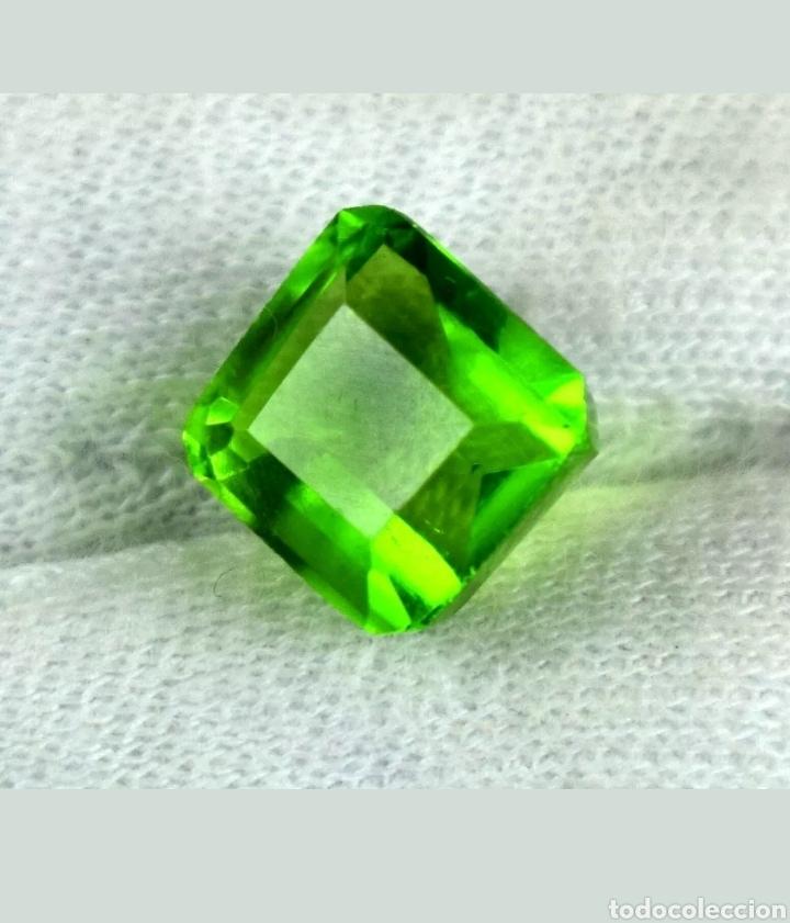IDOCRASA NATURAL 100% DE 7,20CT. (Coleccionismo - Mineralogía - Gemas)