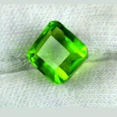 Coleccionismo de gemas: IDOCRASA NATURAL 100% DE 7,20CT.. Lote 194892870