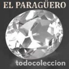 Coleccionismo de gemas: DELICIOSO ZAFIRO BLANCO DE 7,45 KILATES CON CERTIFICADO AGI - MEDIDA 1,2 X 0,9 X 0,5 CENTIMETROS Nº7. Lote 194953212