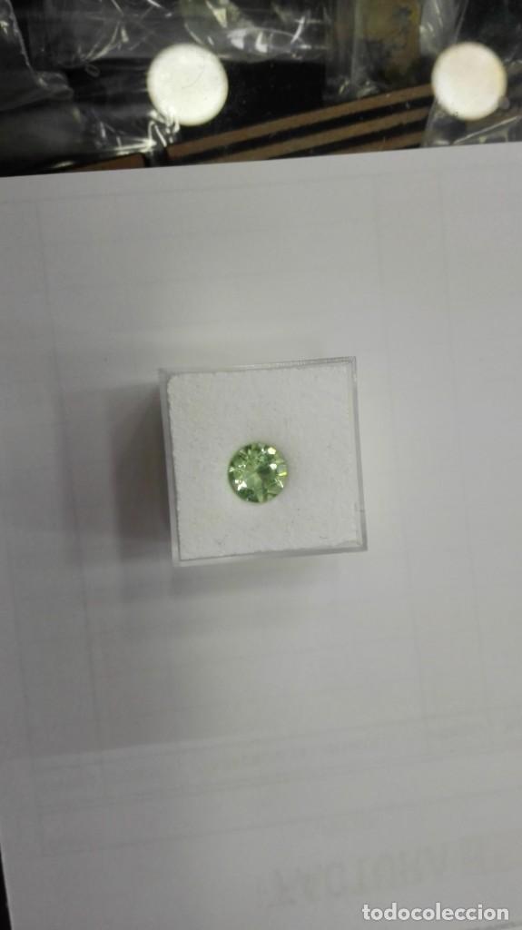 Coleccionismo de gemas: AGUAMARINA VERDE. - Foto 2 - 195272758
