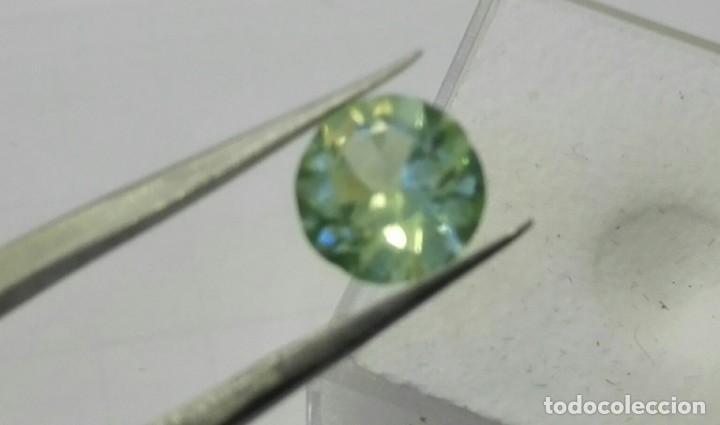Coleccionismo de gemas: AGUAMARINA VERDE. - Foto 6 - 195272758