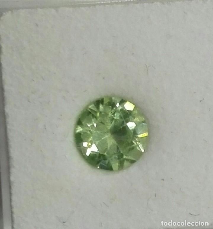 Coleccionismo de gemas: AGUAMARINA VERDE. - Foto 9 - 195272758