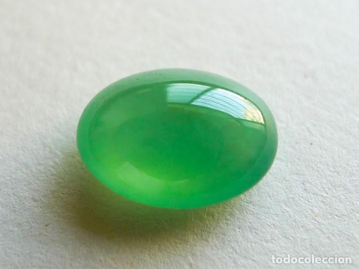 Coleccionismo de gemas: CABUJÓN EN JADE JADEITA. REF 316 - Foto 4 - 195522478