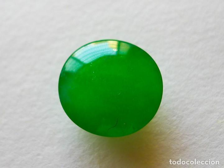 Coleccionismo de gemas: CABUJÓN EN JADE JADEITA. REF 321 - Foto 5 - 195523142