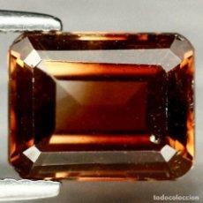 Coleccionismo de gemas: TOPACIO CHAMPAN 10.0 X 8,0 MM. Lote 195987207