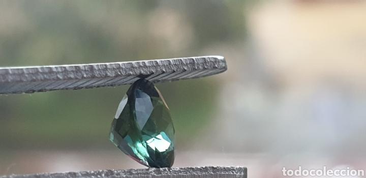 Coleccionismo de gemas: Tourmaline verde natural - Foto 6 - 198934957