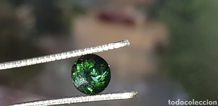 Coleccionismo de gemas: Tourmaline verde natural - Foto 8 - 198934957