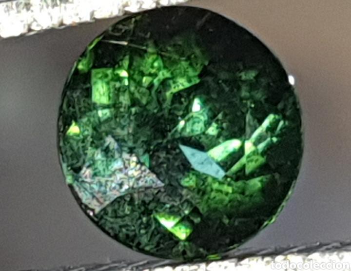 Coleccionismo de gemas: Tourmaline verde natural - Foto 9 - 198934957