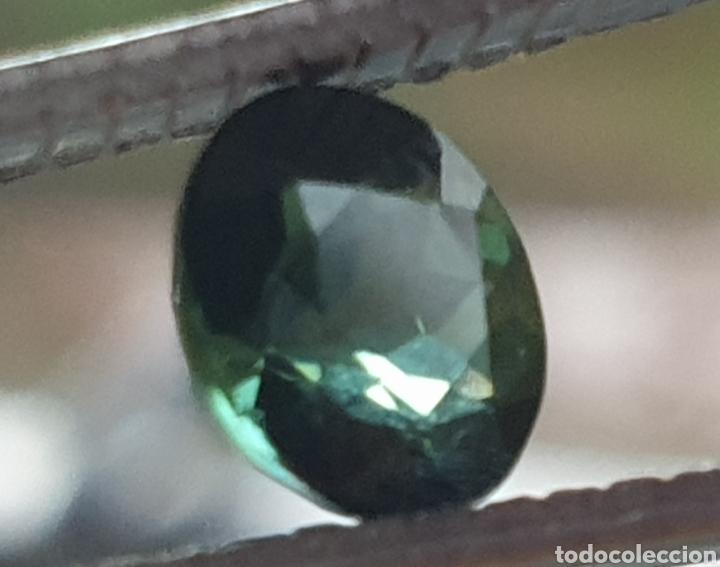 Coleccionismo de gemas: Tourmaline verde natural - Foto 10 - 198934957