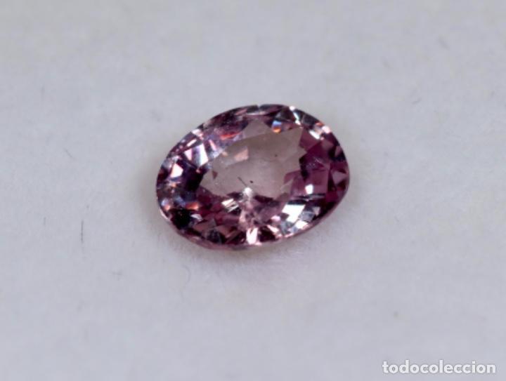 Coleccionismo de gemas: ZAFIRO, PÚRPURA ROSÁCEO, GIA CERTIFICADO - Foto 4 - 158246650