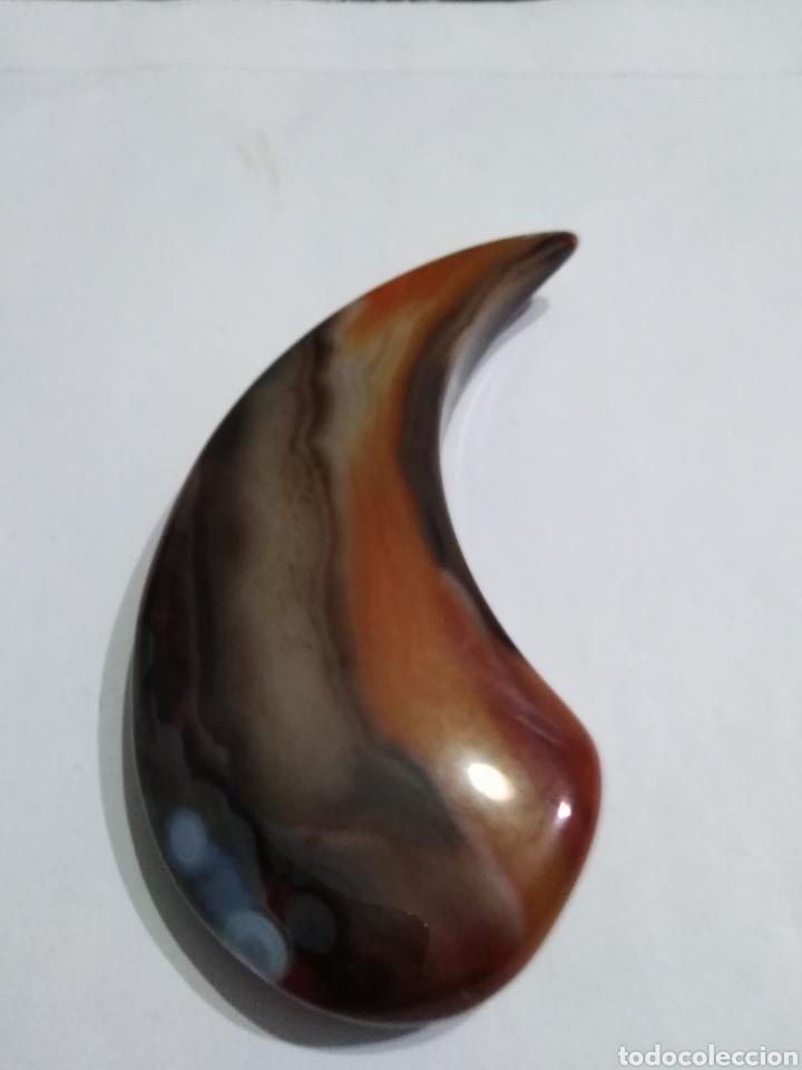 Coleccionismo de gemas: Enorme Ágata natural de 415 Cts. - Foto 2 - 202377436