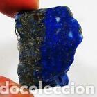 LÁPIZ LAZULI NATURAL EN BRUTO DE 56,82CT. (Coleccionismo - Mineralogía - Gemas)