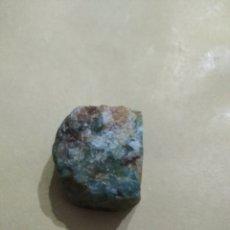 Collectionnisme de gemmes: AMAZONITAS NATURAL EN BRUTO DE 73,13 CTS.. Lote 202607825