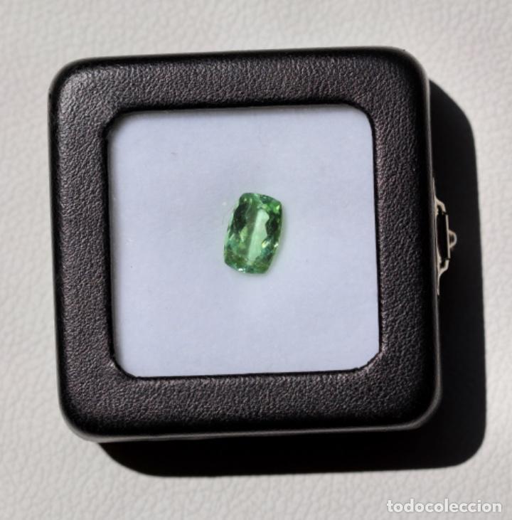 Coleccionismo de gemas: TURMALINA DE PARAIBA, CON GIA CERTIFICADO - Foto 21 - 119505179