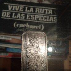 Coleccionismo de gemas: ONZA DE PLATA USA 1990. Lote 210354138