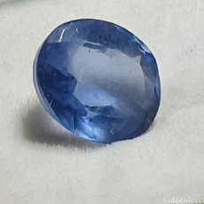 Collectionnisme de gemmes: EXCEPCIONAL TANZANITA NATURAL DE 4.45 QUILATES VALORADO EN MÁS DE 350 EUROS. Lote 213421010