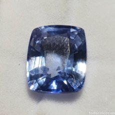 Collectionnisme de gemmes: EXCEPCIONAL ZAFIRO NATURAL DE 9.06 QUILATES VALORADO EN MÁS DE 850 EUROS. Lote 213433488