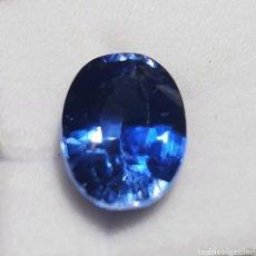 Collectionnisme de gemmes: EXCEPCIONAL ZAFIRO NATURAL DE 8.72 QUILATES VALORADO EN MÁS DE 900 EUROS. Lote 213434216