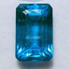 Coleccionismo de gemas: EXCEPCIONAL TURMALINA NATURAL DE 8.22 QUILATES VALORADO EN MÁS DE 650 EUROS. Lote 213491842