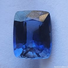 Collectionnisme de gemmes: EXCEPCIONAL ZAFIRO NATURAL DE 8.22 QUILATES VALORADO EN MÁS DE 750 EUROS. Lote 213642696