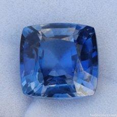 Coleccionismo de gemas: EXCEPCIONAL ZAFIRO NATURAL DE 8.97 QUILATES VALORADO EN MÁS DE 950 EUROS. Lote 213644567