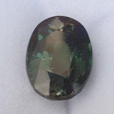 Coleccionismo de gemas: EXCEPCIONAL TURMALINA NATURAL DE 10.16 QUILATES VALORADO EN MÁS DE 450 EUROS. Lote 213650585