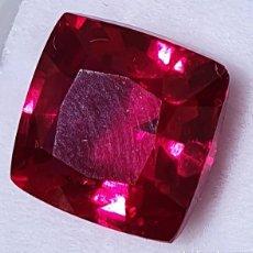 Collectionnisme de gemmes: EXCEPCIONAL RUBY ENORME NATURAL DE 9.32 QUILATES VALORADO EN MÁS DE 1100 EUROS. Lote 213690567