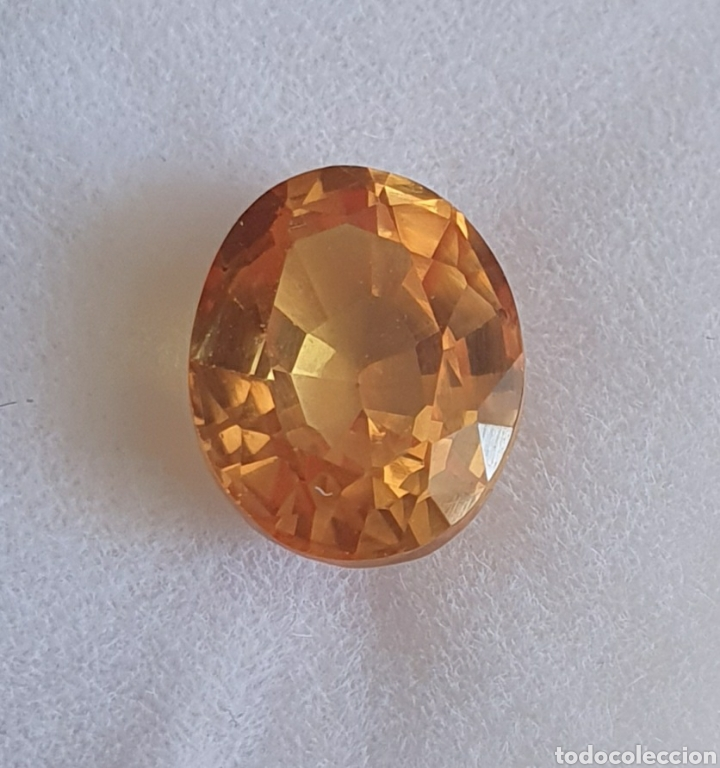 Coleccionismo de gemas: Excepcional Zafiro natural de 3.00 Quilates valorado en más de 600 euros - Foto 5 - 213698033