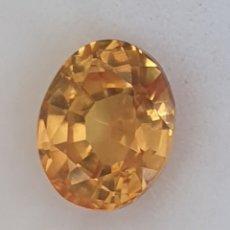 Coleccionismo de gemas: EXCEPCIONAL ZAFIRO NATURAL DE 3.00 QUILATES VALORADO EN MÁS DE 600 EUROS. Lote 213698033