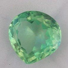 Coleccionismo de gemas: EXCEPCIONAL ZAFIRO NATURAL DE 7.70 QUILATES VALORADO EN MÁS DE 1100 EUROS. Lote 213699071