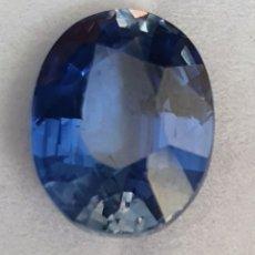 Coleccionismo de gemas: EXCEPCIONAL ZAFIRO NATURAL DE 8.51 QUILATES VALORADO EN MÁS DE 900 EUROS. Lote 213774216