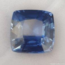 Coleccionismo de gemas: EXCEPCIONAL ZAFIRO NATURAL DE 8.11 QUILATES VALORADO EN MÁS DE 900 EUROS. Lote 213774646