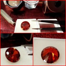 Coleccionismo de gemas: ZAFIRO 6,10 CTS.PADPARADSCHA SISTEMA CHATHAM. Lote 214322380