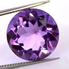 Coleccionismo de gemas: BONITA AMATISTA DE 7,5 MM Y 1,50 CTS. Lote 216454291