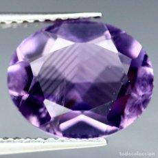 Coleccionismo de gemas: AMATISTA 11.2 X 9,1 MM.. Lote 217921391