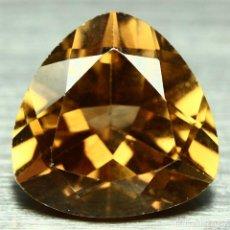 Collectionnisme de gemmes: TOPACIO CHAMPAN 11,0 X 11,0 MM. Lote 218502600