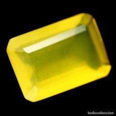 Coleccionismo de gemas: OPALO TALLA OVAL 17.0 X 10.9 MM.. Lote 219298710