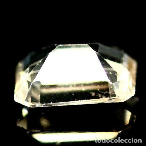 Coleccionismo de gemas: Topacio Champan 8.1 x 6.1 mm - Foto 3 - 219505157
