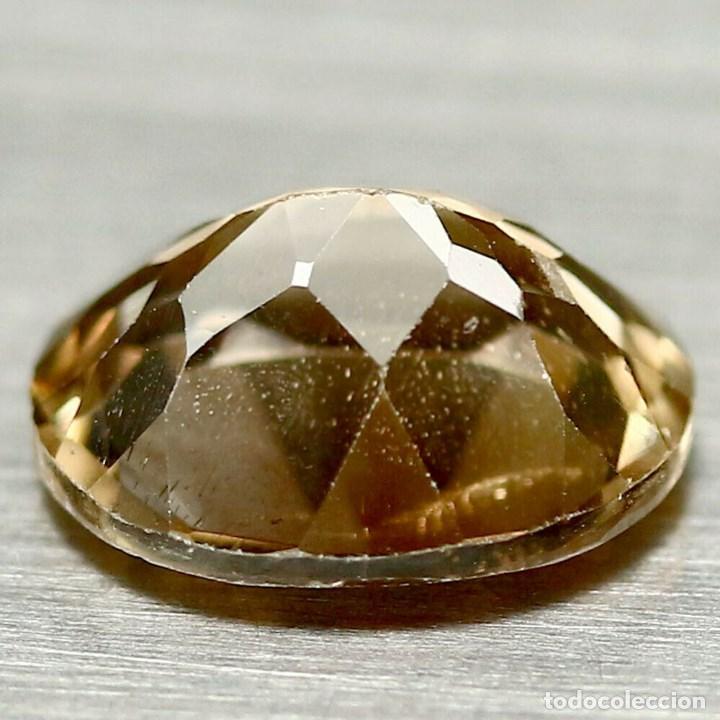 Coleccionismo de gemas: Topacio Champan Oval 14.0 x 10.1 mm - Foto 3 - 219506708