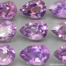 Coleccionismo de gemas: AMATISTA 10 X 7 MM.. Lote 233415815