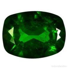 Coleccionismo de gemas: DIOPSIDO DE CROMO 7.0 X 5.0 MM.. Lote 219510556