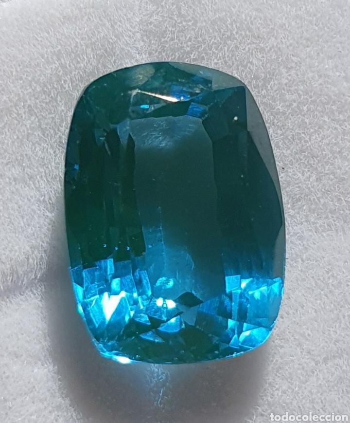 Coleccionismo de gemas: Excepcional Turmalina natural de 7.87 Quilates valorado en más de 600 euros - Foto 2 - 219686196
