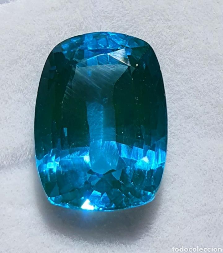 Coleccionismo de gemas: Excepcional Turmalina natural de 7.87 Quilates valorado en más de 600 euros - Foto 3 - 219686196