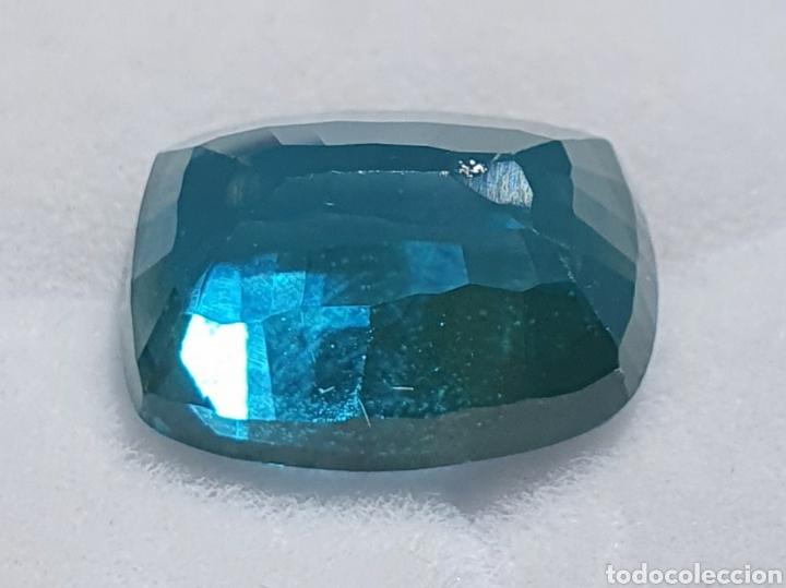 Coleccionismo de gemas: Excepcional Turmalina natural de 7.87 Quilates valorado en más de 600 euros - Foto 4 - 219686196