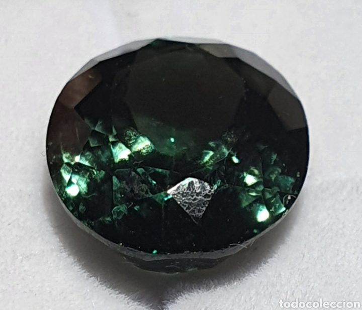 Coleccionismo de gemas: Excepcional Turmalina natural de 9.96 Quilates valorado en más de 450 euros - Foto 2 - 219686308