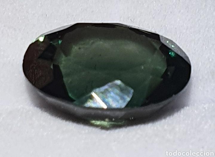 Coleccionismo de gemas: Excepcional Turmalina natural de 9.96 Quilates valorado en más de 450 euros - Foto 3 - 219686308